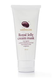 Royal Jelly cream mask
