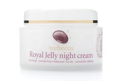 Royal Jelly nightcream