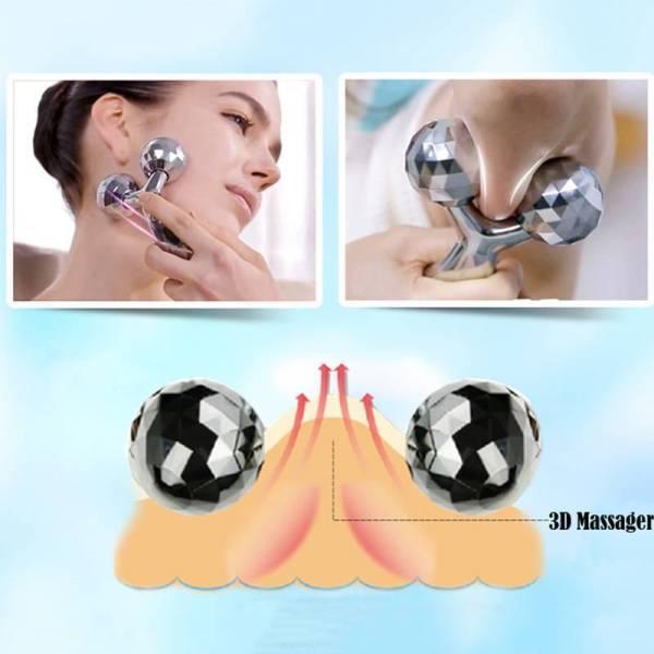 Platinum 3D Massage Roller