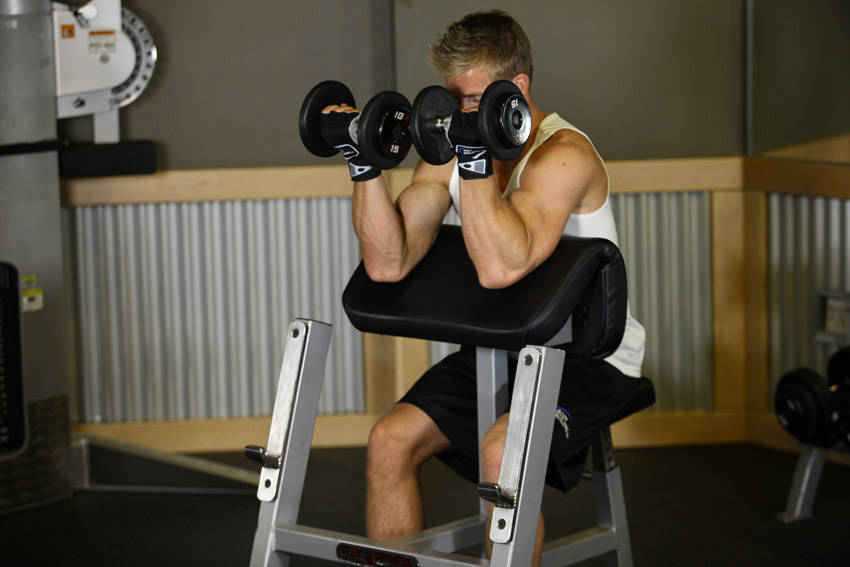 Zottman Preacher Curl Exercise Guide And Video