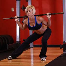Kết quả hình ảnh cho Weighted Squat Step-Outs