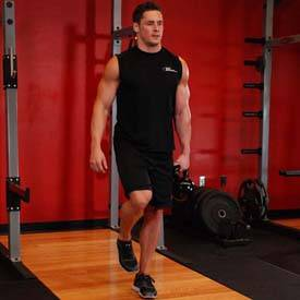 Kettlebell One-Legged Deadlift