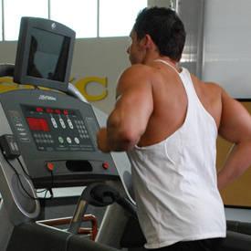 Jogging-Treadmill