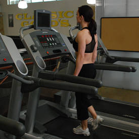 Walking, Treadmill