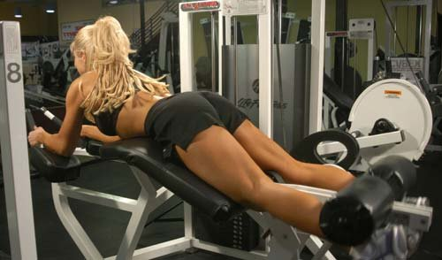 Competition Worthy Glutes Get Glutes Like A Model