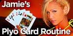 Jamie's Plyo Card Routine!
