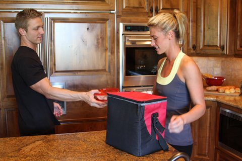 Packing Your Food And Taking It With You Can Save You Time And Money.
