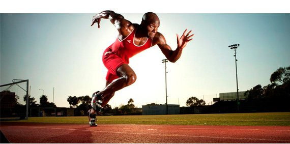 SWEAT by SlimClip Case obi-sprint Track Workout | Jeff Mack