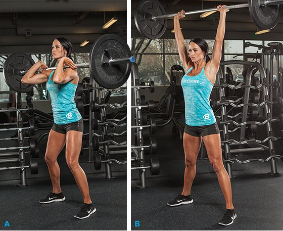 Learn The Olympic Lifts Snatch And Clean And Jerk