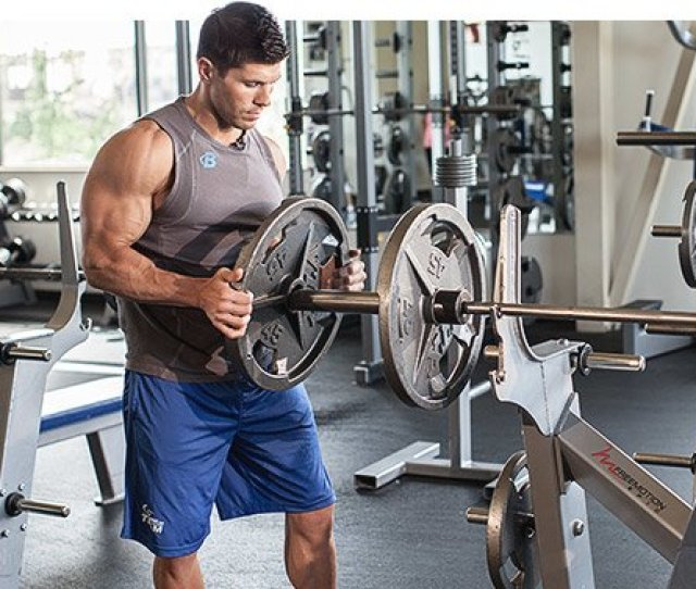 As A General Rule More Warm Up Sets Are Required For Heavier Loads Lighter Worksets Require Fewer Warm Up Sets