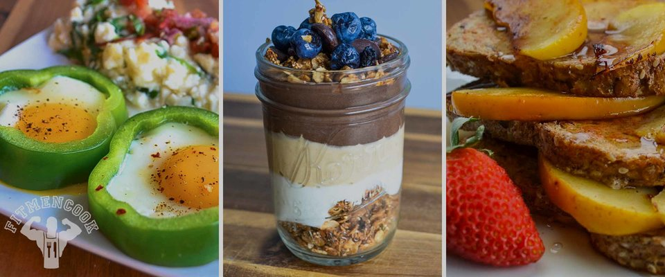 Morning Nutrition 7 Muscle Building Breakfasts