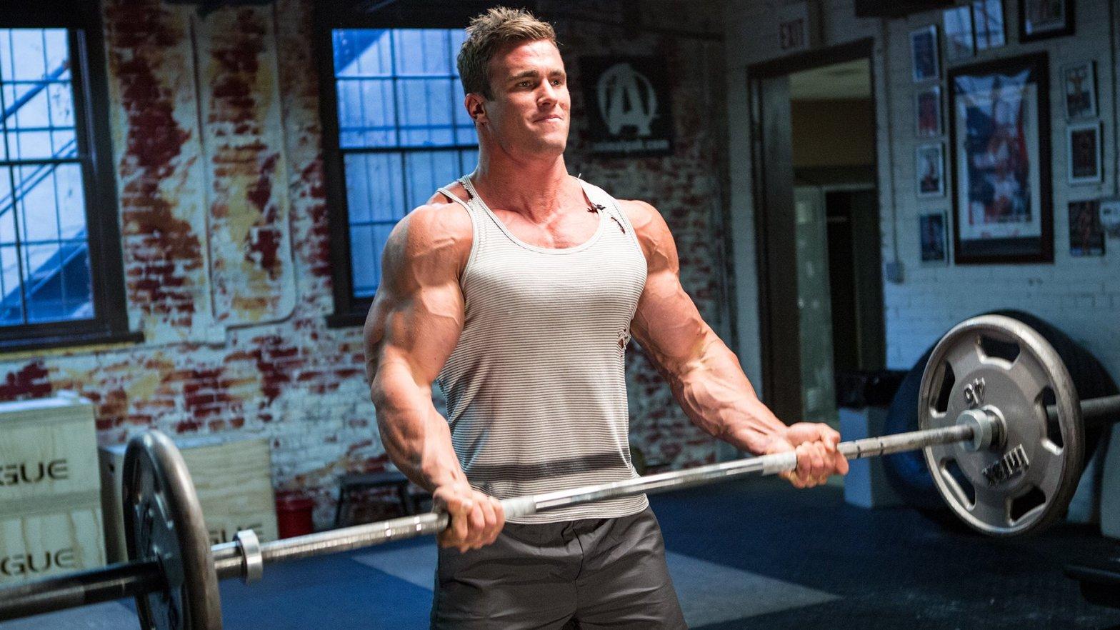 Calum Von Mogers 13 Tips For Bigger Biceps