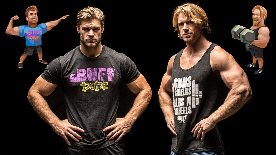 The Buff Dudes' Perfect Day
