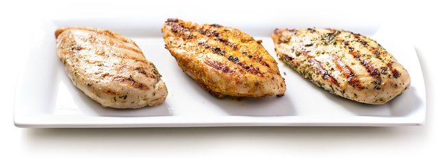 Garlic and fresh herb chicken