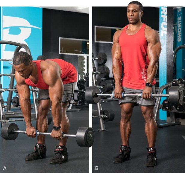 This combination will provide a great pump and cause the metabolic stress that helps break down muscles, forcing them to grow bigger.