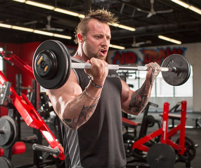 Kris Gethin's 3 Best Insider Tips For Bigger Biceps