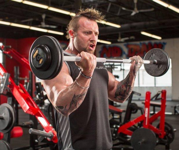 Kris Gethin's 3 Best Insider Tips For Bigger Biceps