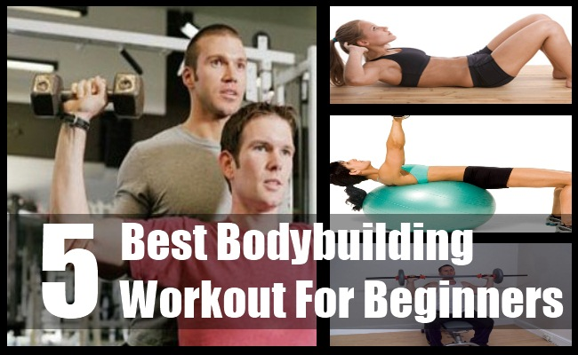Bodybuilding Workout For Beginners