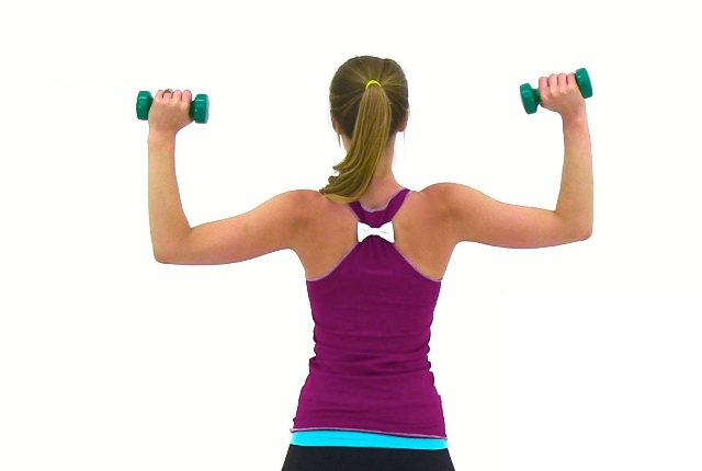 Arms And Shoulders Exercises