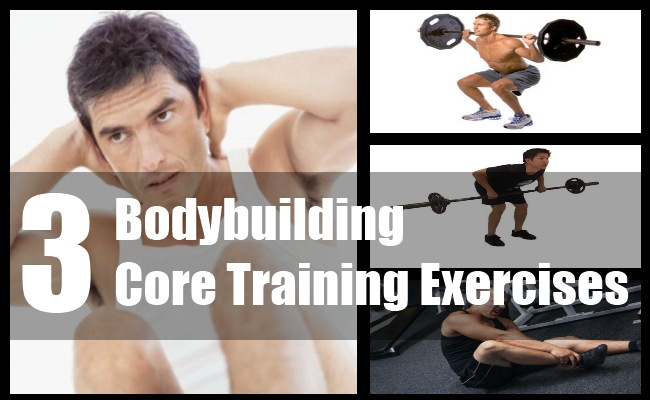 Bodybuilding Core Training Exercises
