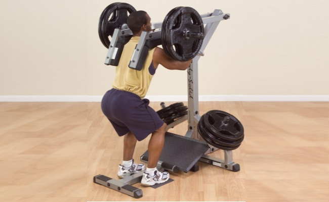 GSCL360 Leverage Squat Calf Machine