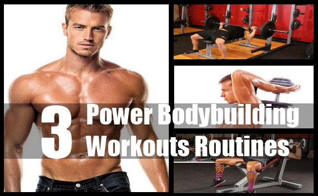 Workouts Routines