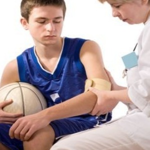 Diagnose Arm Muscle Injury