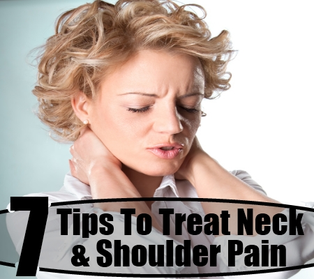 Neck & Shoulder Muscle Pain