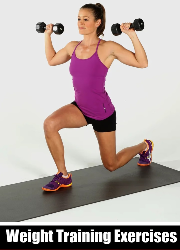 Top Weight Training Exercises