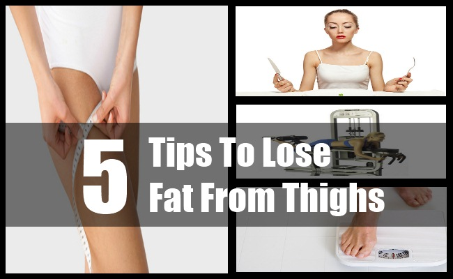 Lose Fat From Thighs
