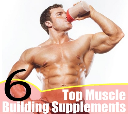 muscle-Building Supplements