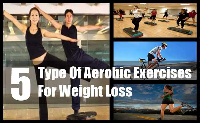 Aerobic Exercises Should You Do For Weight Loss