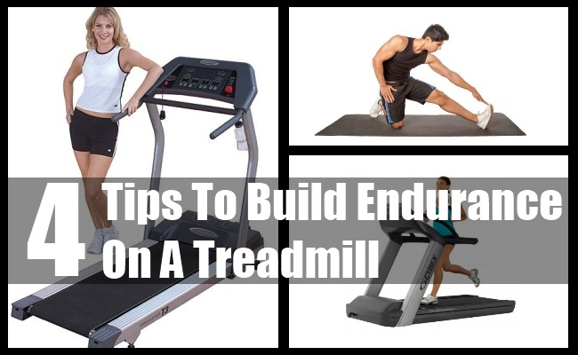 Build Endurance On A Treadmill