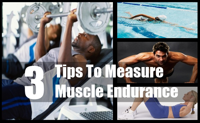 Measure Muscle Endurance