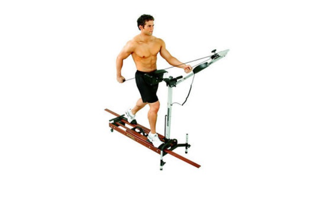 Cross Country Skiing Machine