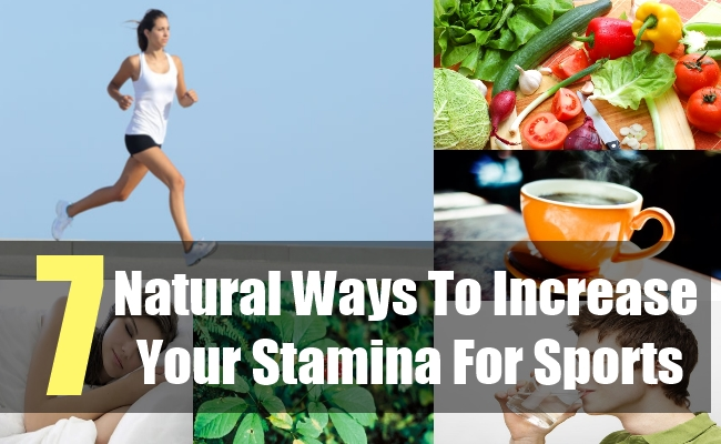 7 Natural Ways To Increase Your Stamina For Sports