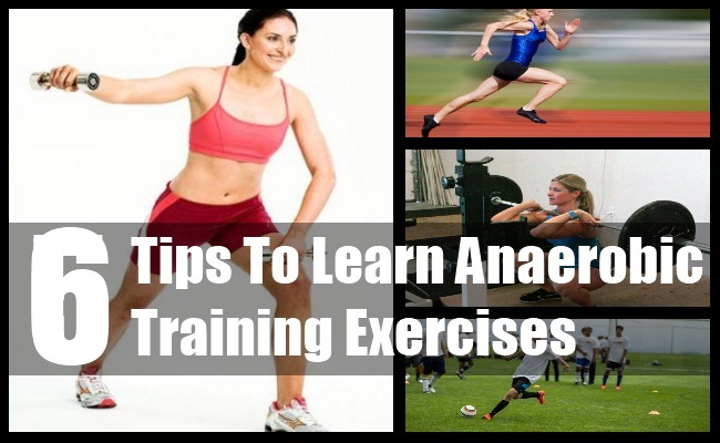Anaerobic Training Exercises