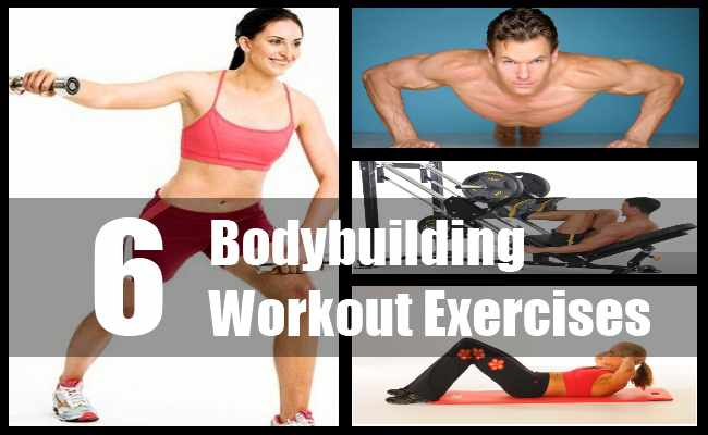 Bodybuilding Workout Exercises