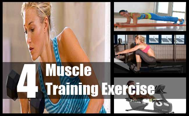 Muscle Training Exercise