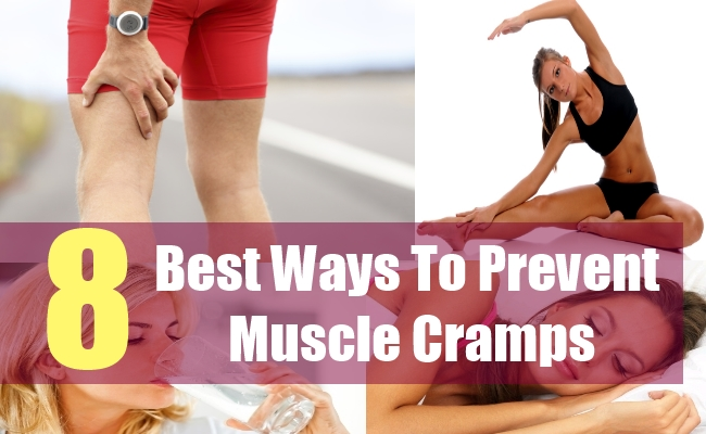 8 Best Ways To Prevent Muscle Cramps