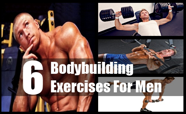 Bodybuilding Exercises For Men