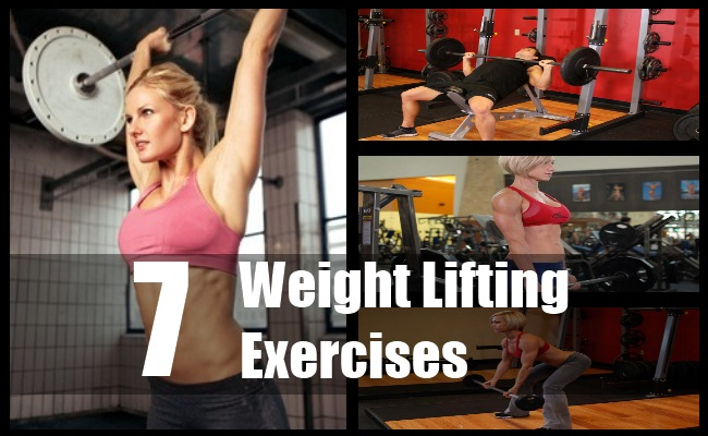 Lifting Exercises
