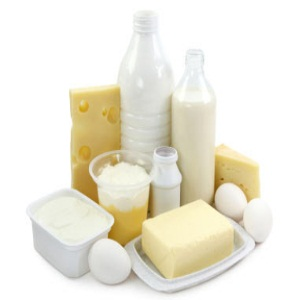 Dairy Products & Eggs