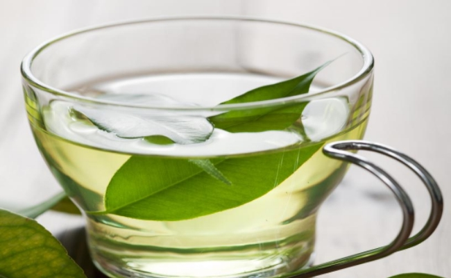 Green Tea Contains Catechins