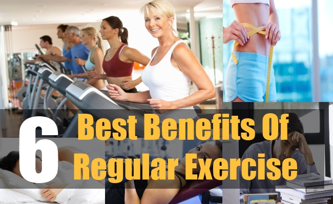 benefits of regular exercise Benefits of exercise find out more information from the bupa health directory about why regular physical activity is an important part of a healthy lifestyle cookies on the bupa website.