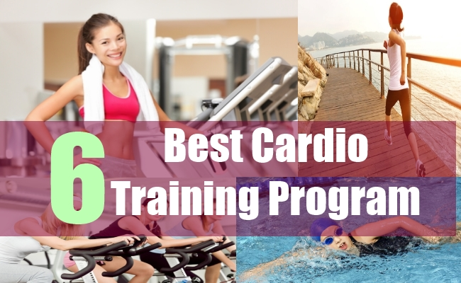 6 Best Cardio Training Program
