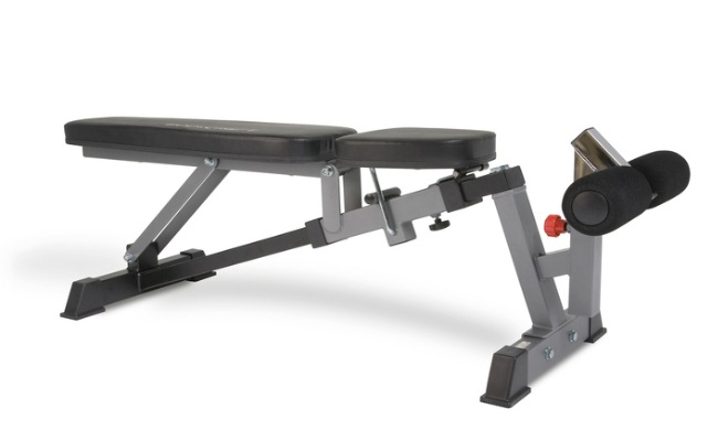 Flat, Incline, Decline Bench GFID71