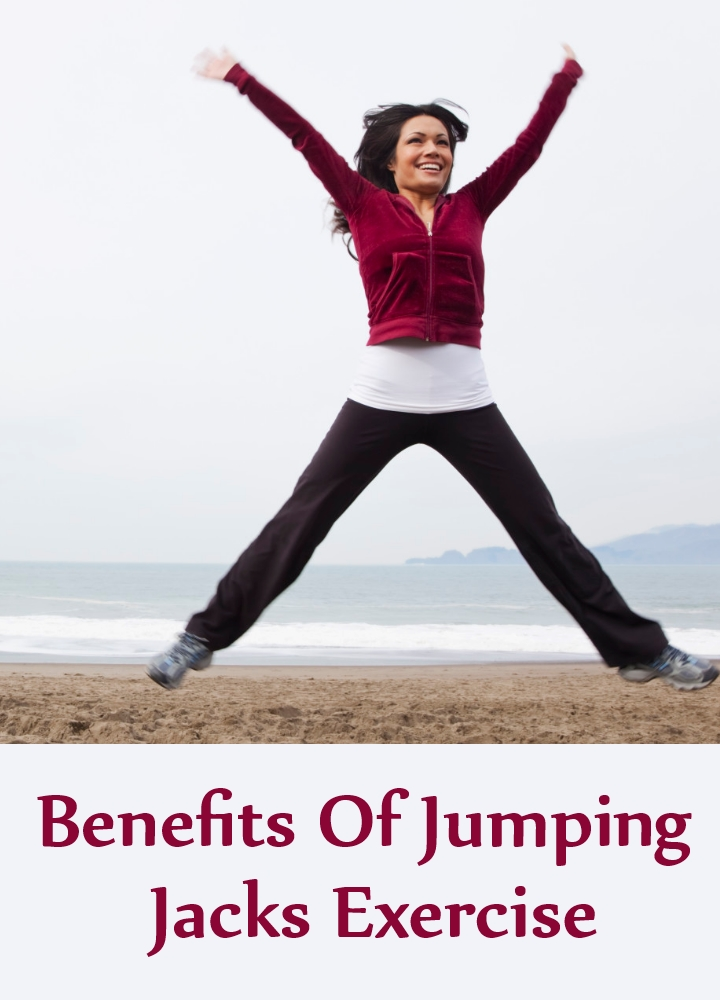 Benefits Of Jumping Jacks Exercise