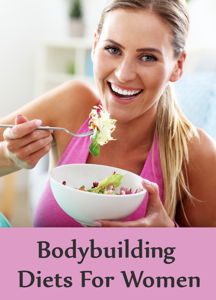 Bodybuilding Diets For Women