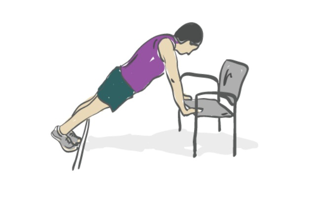 five top chair exercises - best chair exercise program